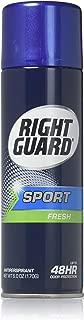 Right Guard Antiperspirant Spray, Sport Fresh 6 oz(Pack Of 3)
