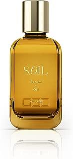 Willow SOIL All Natural Organic Serum + Oil Hair Pre-Wash 2oz