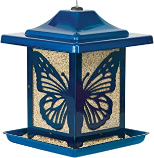 Homestead The Monarch Bird Feeder (Electric Blue) - 4462 (Discontinued by Manufacturer)