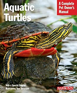 Aquatic Turtles (Complete Pet Owner's Manual)