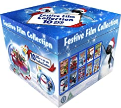 Festive Mega Boxset - Chill Out Scooby Doo, A Christmas St [Edizione: Regno Unito] [Reino Unido] [DVD]
