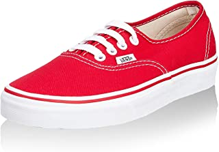 Vans Authentic Red w