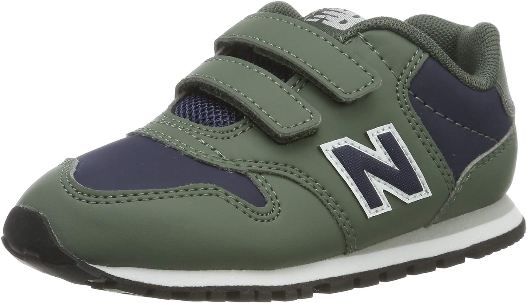 Amazon.com: New Balance IV500 - Zapatillas para niños, color verde ...