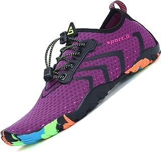 Zapatos de Agua Mujer Escarpines de Hombre Verano Outdoor Secado Rápido Surf Calzado Natacion,Gr.35-48 EU