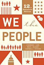 We the People (Essentials Twelfth Edition)