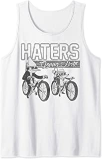 CN Regular Show Mordecai & Rigby Haters Gonna Hate Tank Top