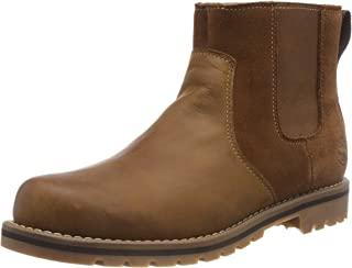 Mens Larchmont WP Chelsea Walking Winter Ankle Leather Boots