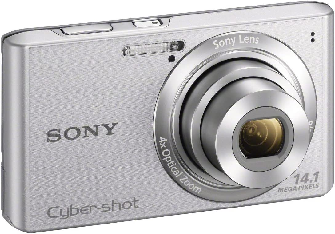 Sony Cyber-Shot DSCW610  Digital Camera
