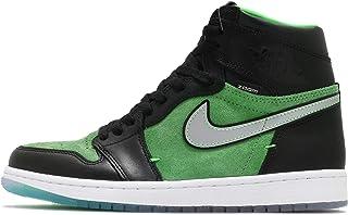 [ナイキ] エアジョーダン 1 Hi ズーム エア メンズ バスケットボール シューズ Air Jordan 1 Hi Zoom Air Brut Rage CK6637-002, 27.0 cm [並行輸入品]