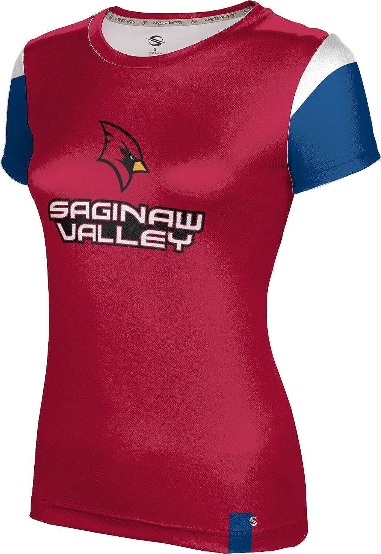 ProSphere Saginaw Valley State University Girls' Performance T-Shirt (Tailgate)