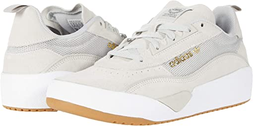 Footwear White/Gum 4/Gold Metallic