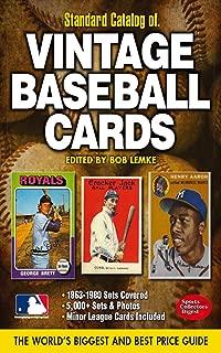 Standard Catalog of Vintage Baseball Cards (Standard Catalog of Baseball Cards)