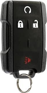 Car Key Fob Keyless Entry Remote Start fits Chevy Silverado Colorado / GMC Sierra Canyon 2014 2015 2016 2017 (M3N-32337100)