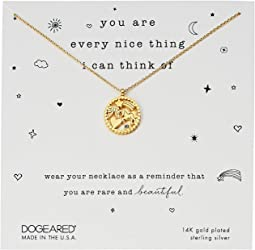 You Are Every Nice Thing, Magical Multi-Icon Pendant Necklace