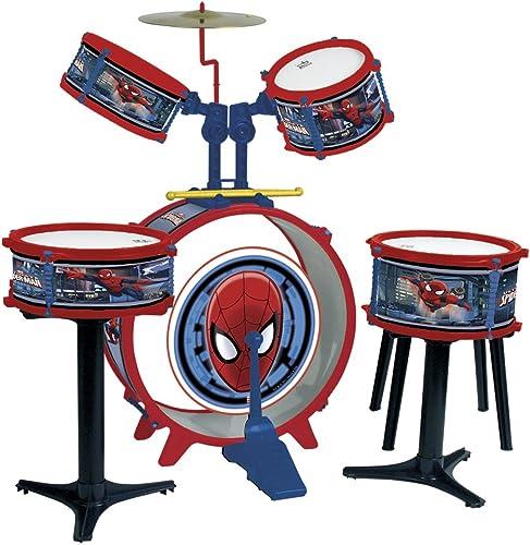 artículos de promoción Claudio Reig - Batería completa Spiderman de 5 elementos (551) (551) (551)  marca en liquidación de venta