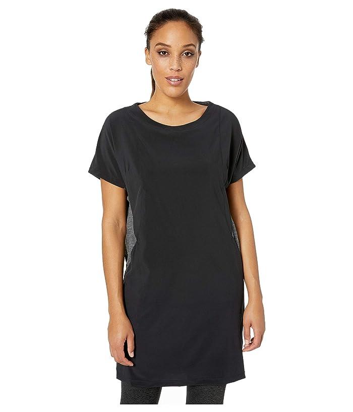 Smartwool Merino Sport Short Sleeve Dress (Black) Women