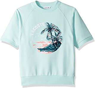 Women's S/S Hawaiian Graphic Sweatshirt