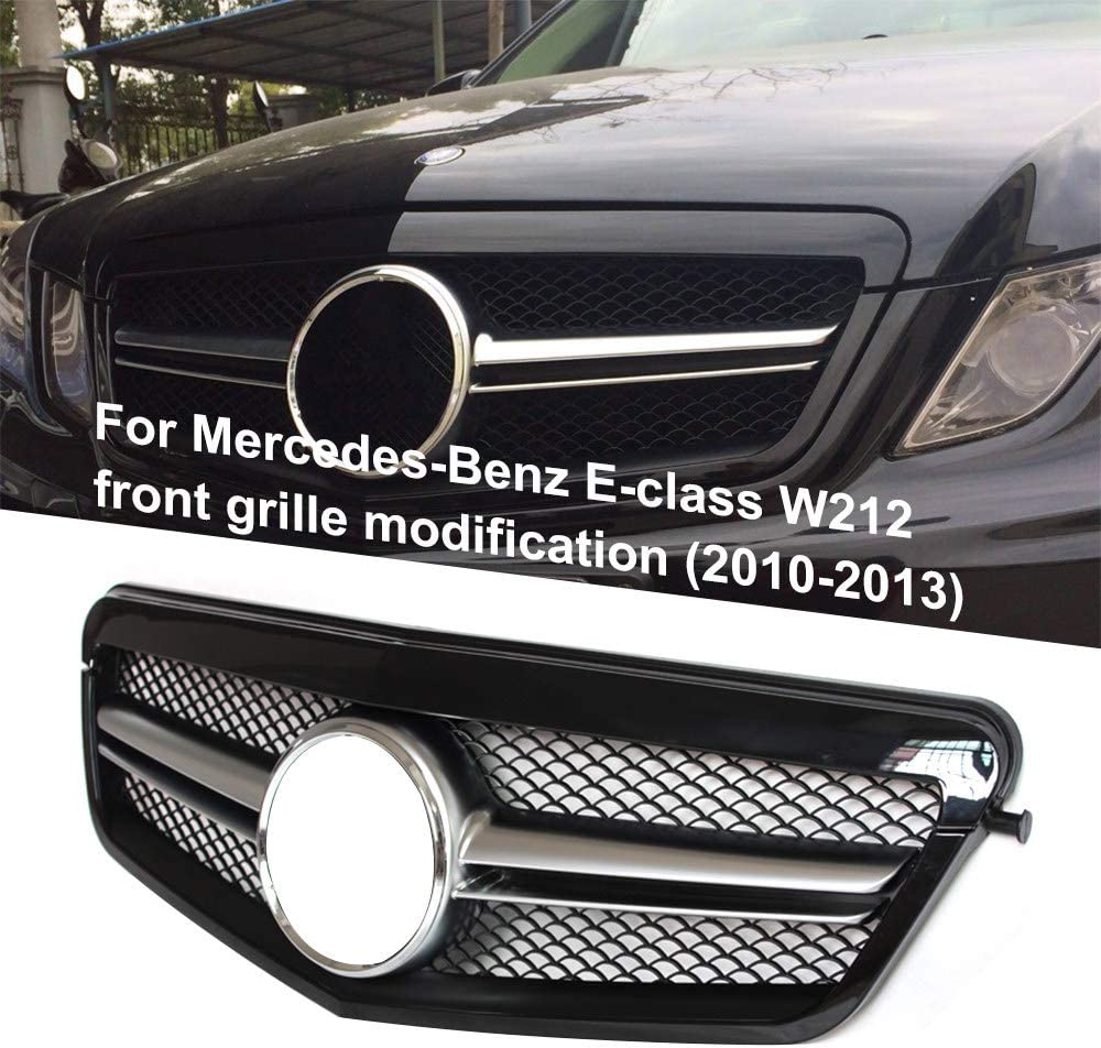 Sales results No. 1 Cash special price Front Bumper Grill for Mercedes-Benz 2010-2013 AB E-class W212