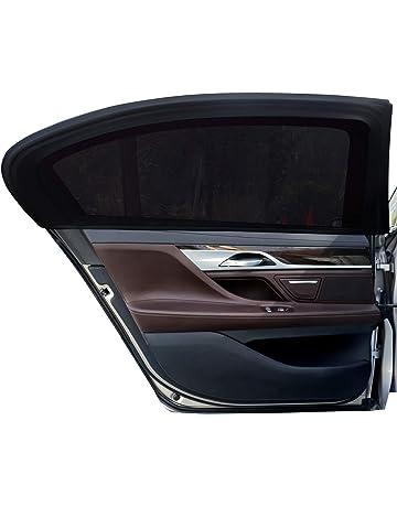 misura universale per la maggior parte delle auto per finestrini laterali confezione da 2 parasole per finestrini auto di alta qualit/à Muonve Parasole per auto