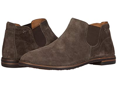 Trask Allison (Gray Italian Suede 1) Women