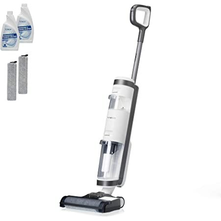 iFloor 3 Complete Cordless Wet Dry Vacuum Cleaner, Floor Washer, One-Step Cleaning for Hard Floors, with Extra Accessory Package