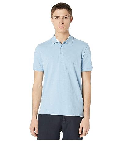 Vince Classic Polo Shirt (Still Water) Men
