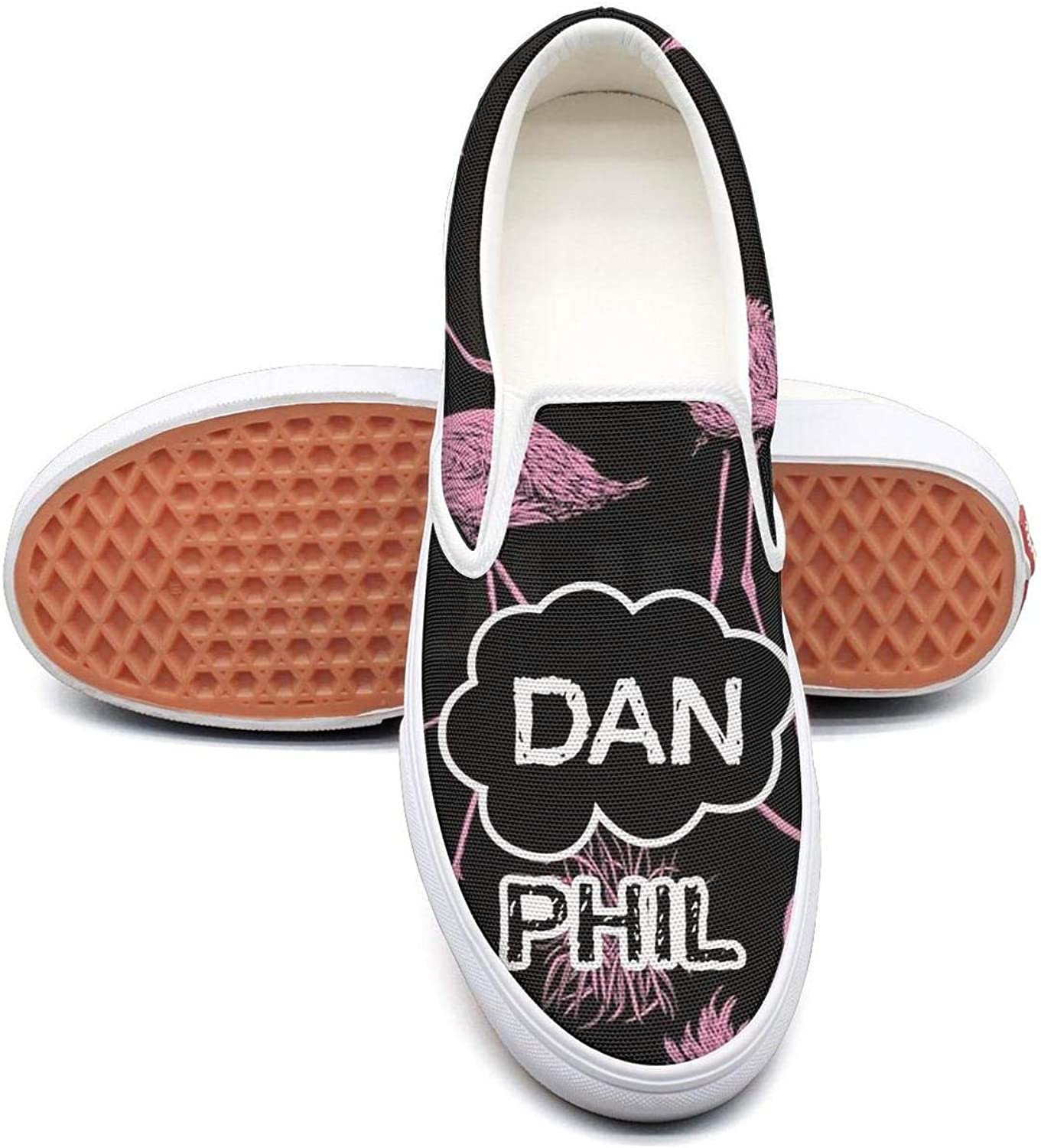 Women Tennis shoes for Womens Dan-and-Phil-Interactive-Introgreens- shoes