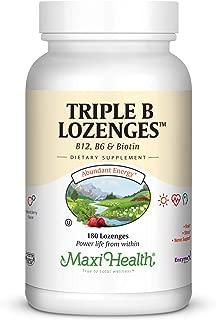 Best triple b vitamin b1 b6 b12 Reviews