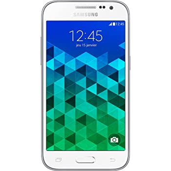 Samsung Galaxy Core Prime SM-G361F SIM única 4G 8GB Blanco: Amazon ...