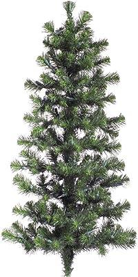 3 ft. PVC Christmas Tree - Green - Douglas Fir - 166 Tips - Unlit - Vickerman A808793-Wall Tree