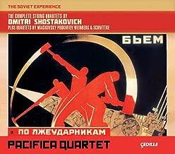 pacifica quartet shostakovich