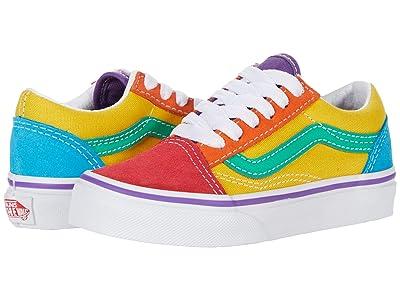 Vans Kids Old Skool (Little Kid/Big Kid) ( Girls Shoes