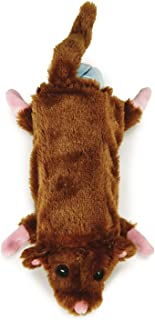 "Zanies Barnyard Unstuffies Dog Toys, Large Mouse, 22"""