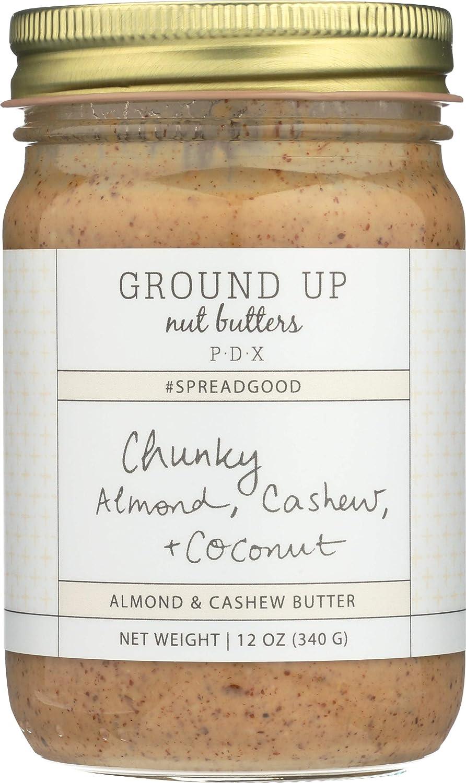 Ground Up Gluten Free 70% OFF Outlet Sales Handmade Almond Dairy Peanut