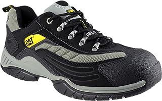 Caterpillar , Chaussures de sécurité pour homme Noir noir