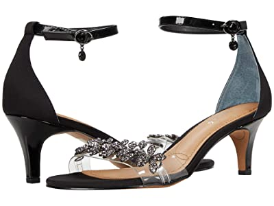 J. Renee Hartleigh (Black Satin) Women