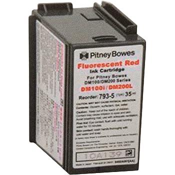 NEU verschweißt Original Pitney Bowes 765-9SB Patrone für DM300c DM400c DM450c