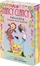 Fancy Nancy: Nancy Clancy's Astounding Chapter Book Quartet: Books 5-8