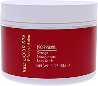 Elizabeth Arden Red Door Spa Body Scrub - Orange Pomegranate for Women 8 oz Scrub