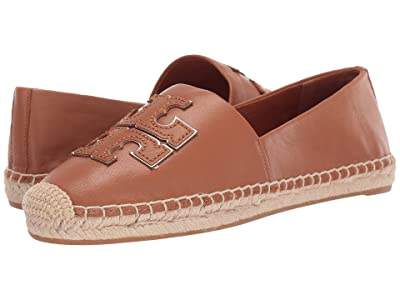 Tory Burch Ines Espadrille (Tan/Tan/Spark Gold) Women