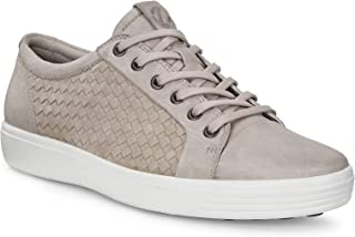 ECCO Soft 7 M Men's Casual Shoes, Moon Rock, 6 US
