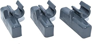 Set of 3 Rear Tailgate Soft Top Clips for Suzuki Sidekick/Geo Tracker