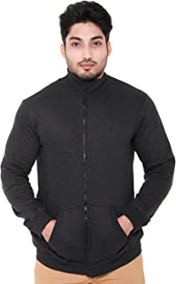 EASY 2 WEAR Men's Cotton Jacket without Hood