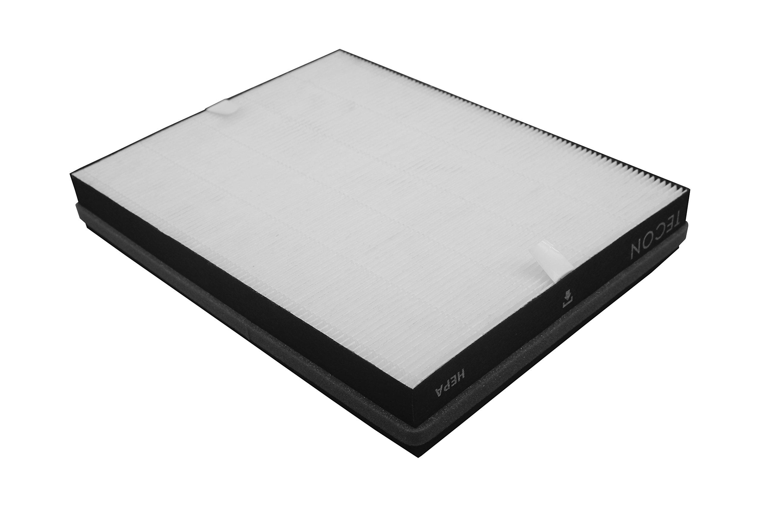 Tecon Hepa - Filtro combinado de repuesto para purificador de aire ...