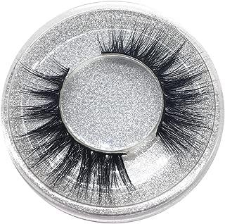 AMOUSTORE Fake Eyelashes Handmade 3D False Eyelashes Fluffy Long Soft Lashes Set