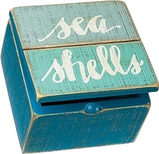 Primitives by Kathy Keepsake Trinket Hinged Box, 4