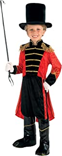 Circus Ring Master Deluxe Kids Costume