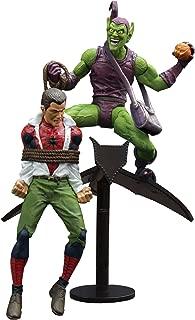 Diamond Select Toys Marvel Select: Classic Green Goblin vs. Spider Man Action Figure