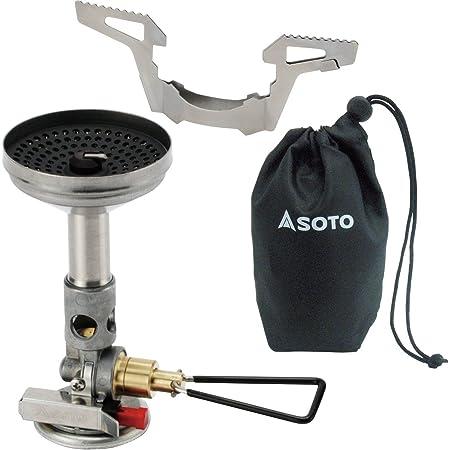 ソト(SOTO) マイクロレギュレーターストーブ ウインドマスター SOD-310 キャンプストーブ