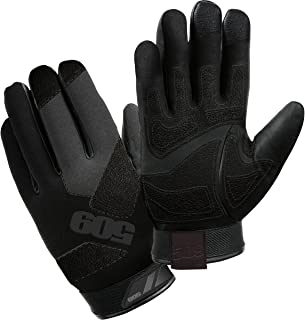 509 Factor Snowmobile Gloves (3X-Large) (Black)